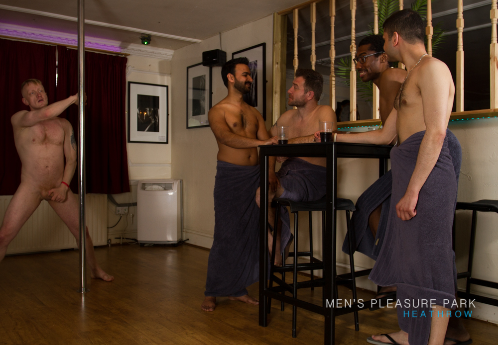 Gay venues sauna spa london