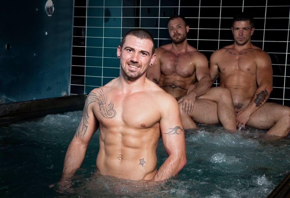 Touch Sauna, Swindon, Sauna