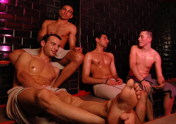 gay sauna soho