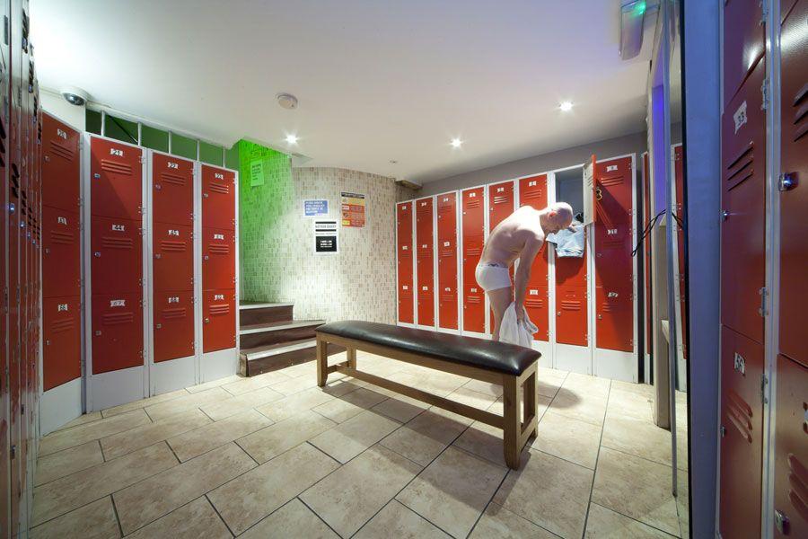 Locker Room Gay Sauna - How To Meet Russian