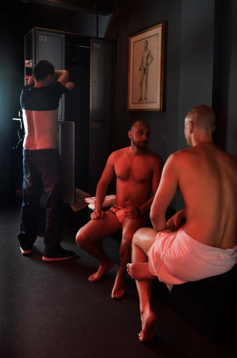 from Kade gay saunas in belfast